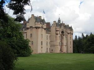 Chateau en Ecosse