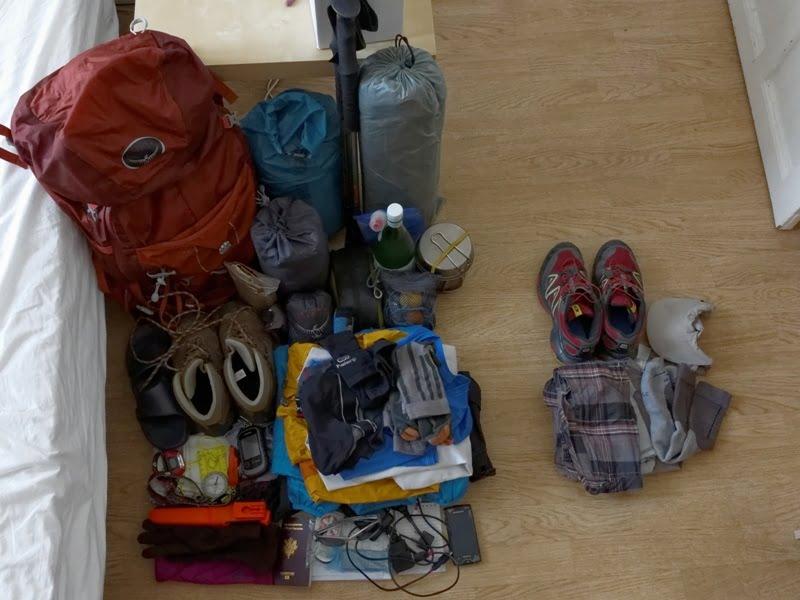 affaires avant voyage