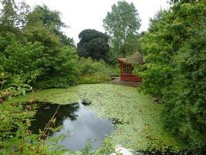 Jardin d'Edimbourg