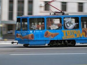 tramway belgrade