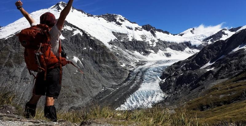 dart glacier