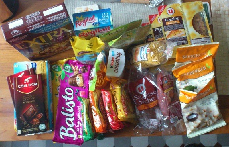 Package_nourriture_trek