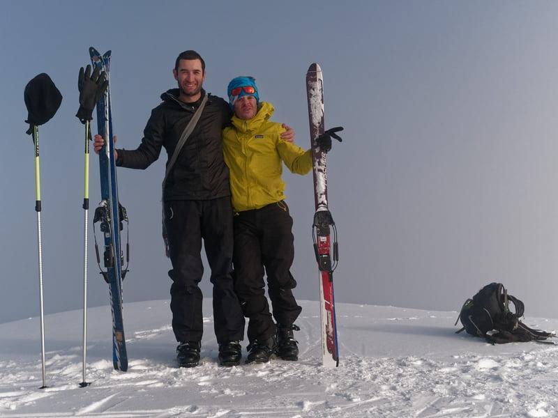 Sommet_montagnette