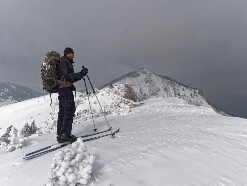 crêtes_vercors_ski_randonnée