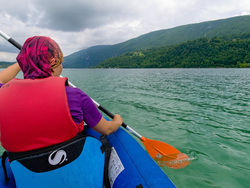 kayak_aiguebelette